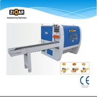 ZICAR MJY200 LOG Multi Blade Saw Machine