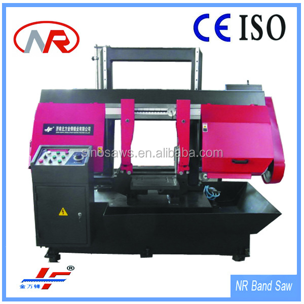 GZ4240 double column metal cutt off saw machine