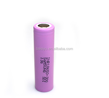 Samsung 18650 3000mAh 15A Flat Top Battery Samsung 18650 30Q 3000mah aa nimh rechargeable battery