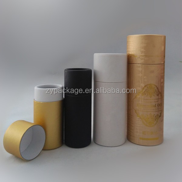 2016 NEW Custom Round Paper Packaging, Cardboard Cylinder Tube Box, Kraft Paper Tube Wholesale