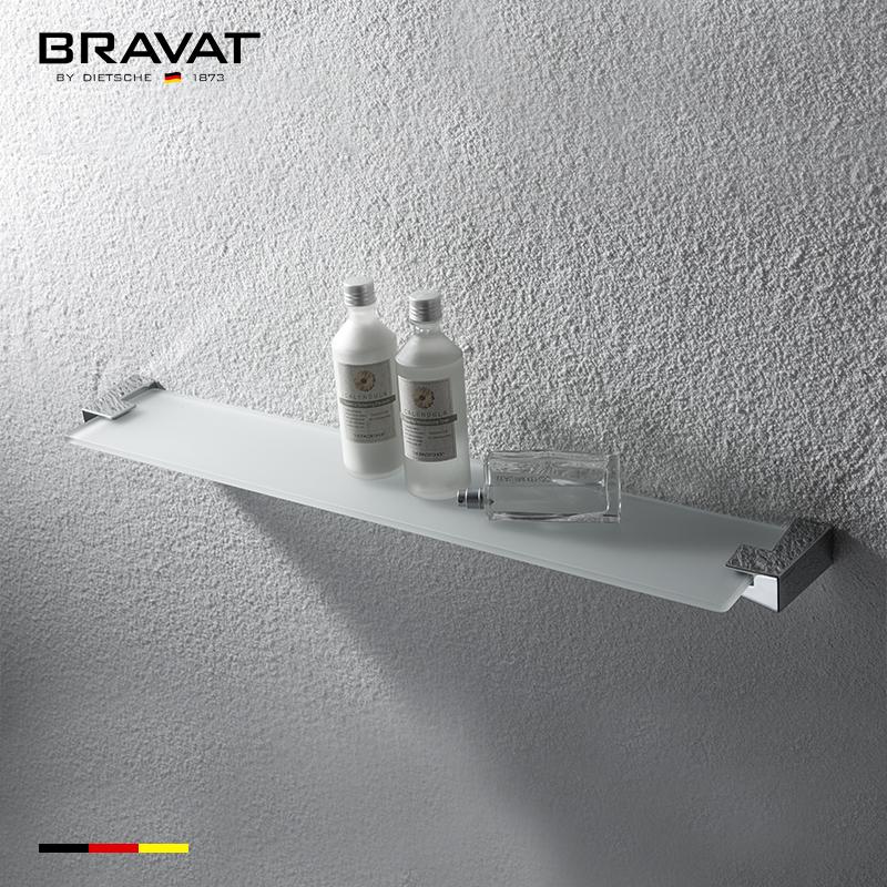 glass shelf bathroom shelf for holding shampoo D7307C, View bathroom ...