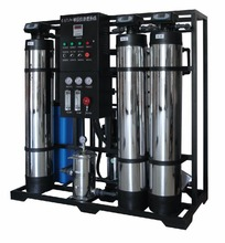 500LPH RO Drinking Water Treatment Small Desalination Plant