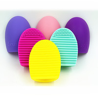 2015 NEW Product Silicone Brusheggs Brush Cleaning Egg Tool