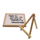 High Quality Changeable Felt Craft Felt Letter Board