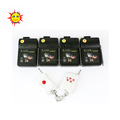4 cues Wireless Remote Control Christmas Fireworks Firing System