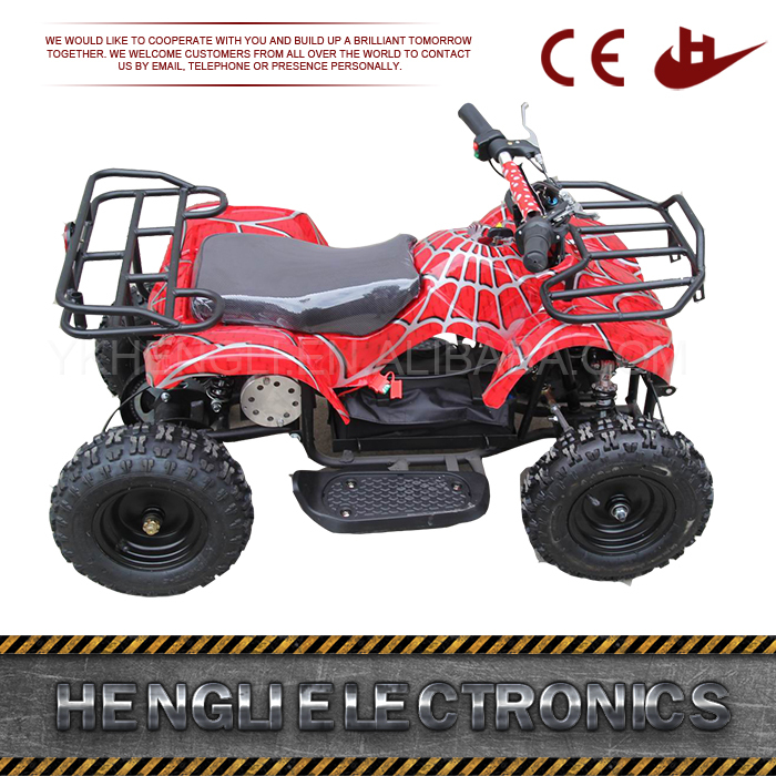 High quality 4x4 automatic 4 seater quad