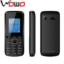 1.77 Inch Dual SIM Card Big Battery 2500mAh FM Radio 1.3MP Back Camera Low Price China Mobile Phone itel it5600