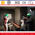 Dustless Forgings Sandblasting Room/Booths Made in China