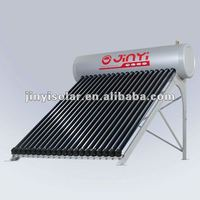Hot Sale and Best Price 200 Liters Heat Pipe Pressured Solar Water Heater with CE Certificated