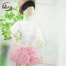 Wholesale Kids Clothing 100% Cotton Boutique Girl Sweater Cardigan