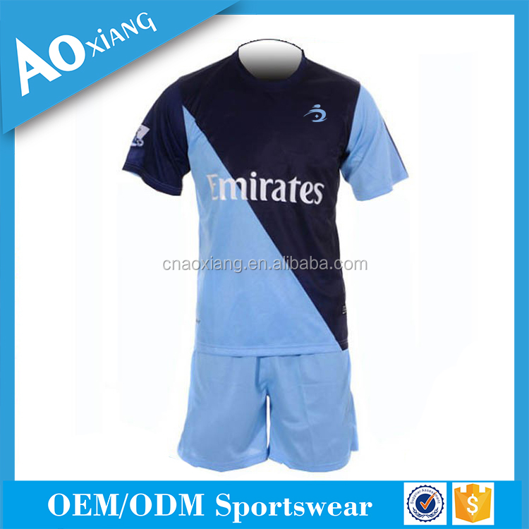 New cheap plain wholesale soccer jerseys for club