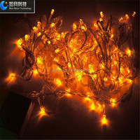 christmas,holiday,event,party holiday name and 220V Voltage waterproof garden outdoor string lights