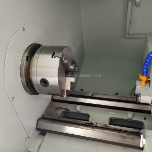 High quality best price CK6130 alloy wheel repair cnc lathe repair