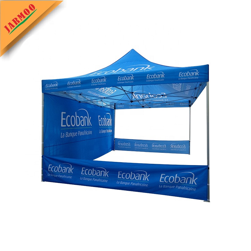 Outdoor 600D Oxford Black Canopy Tent