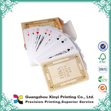 Hot new products for 2015 high quality gaming playing custom printing tarot cards