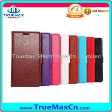 Mobile phone leather case, leather case for asus zenfone 6 wholesale in bulk