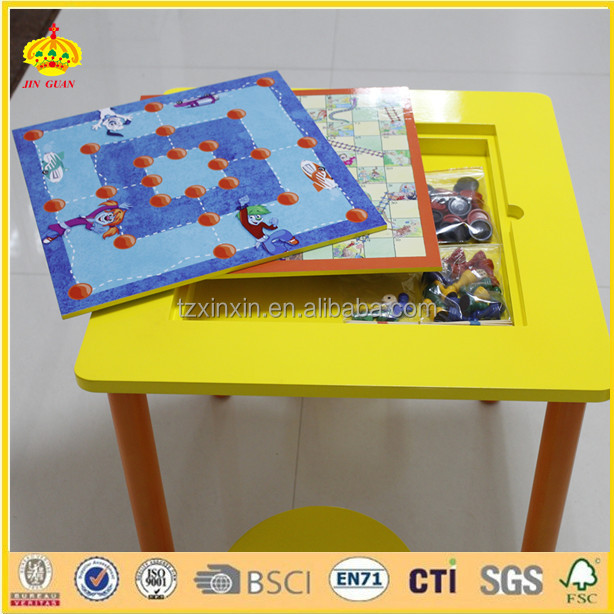 wooden table 5 in 1 wooden game table wooden table game set