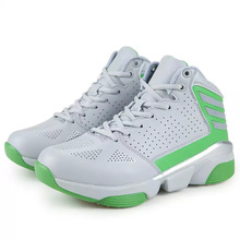 Top Quality Oem Genuine Leather Basketball Shoes