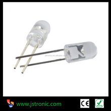 5mm ultra bright round voilet(400nm) uv LED diode