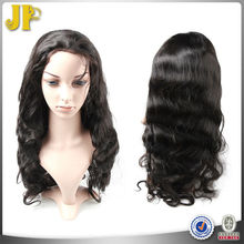 JP Hair Bleached Knot 150% Density Virgin Full Lace Wigs For Black Women