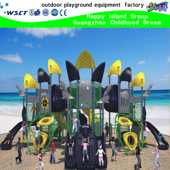 outdoor playground plans of ocean theme