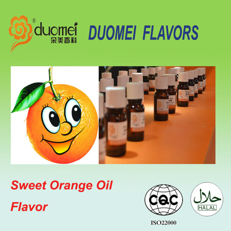 DM-31038 Sweet Orange Oil Flavor concentrated fragrance