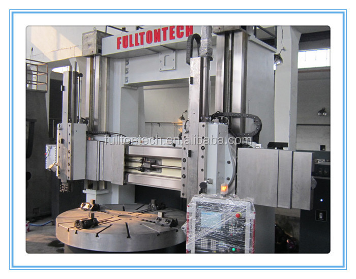 C5225 Conventional Double Turret Vertical Lathe Machine For Sale