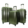 ABS PC Hard Shell Spinner Luggage Set For Travel
