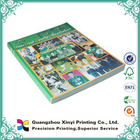 High quality woodfree paper printing beautiful bulk book printing with pictures