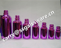 5 ml to 100 ml essential oil spray glass bottle with dropper