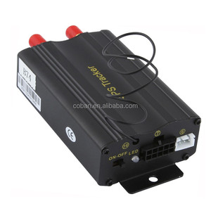 gps/gsm car gps tracker vehicle gps tracking system locating automatically TK103