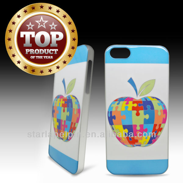 Unique design funky custom printing ABS PVC cheap mobile phone case