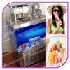Hot sale New design popsicle making machine/ ice popsicle machine
