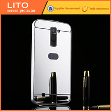 China Mobile Mirror Phone Case Cover For LG K10 Manufacturer