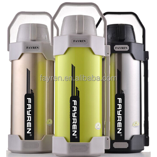 3L Double wall Stainless Steel Vacuum flask Air Pot