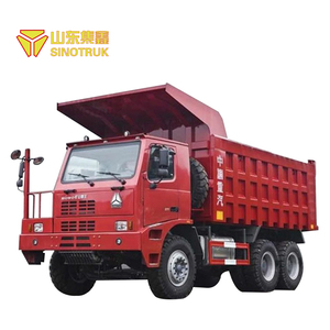 Standard sinotruk cheap right hand drive dump truck 70 ton dimensions