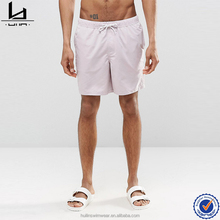 custom 2016 summer muslim mens 100% polyester swimwear