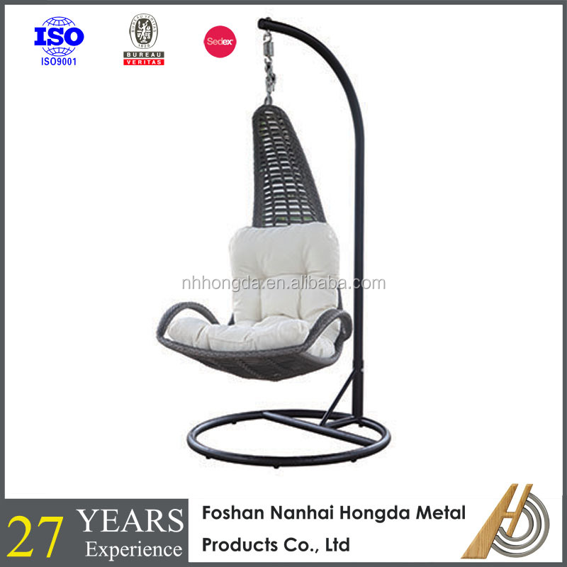 outdoor furniture patio swings hanging rattan chairs garden