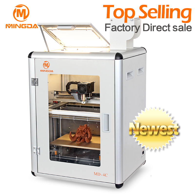 Best Price MINGDA MD-4C 3D Printing Machine for Patent Research , List of FDM 3D Printer