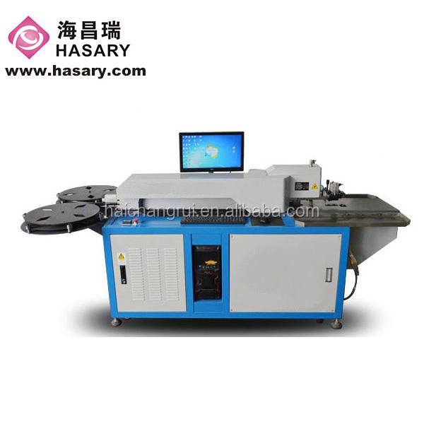 Widely used auto bending machine for metal / steel rule / blade
