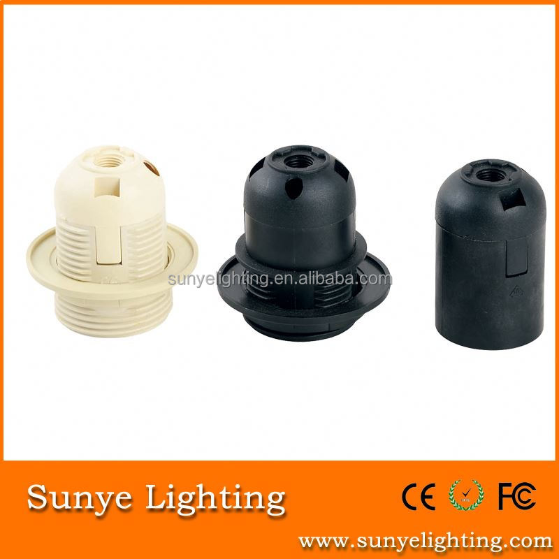 CE, VDE,SAA, RoHS, E27 Light Socket ,Bulb holder,lamp holder e22