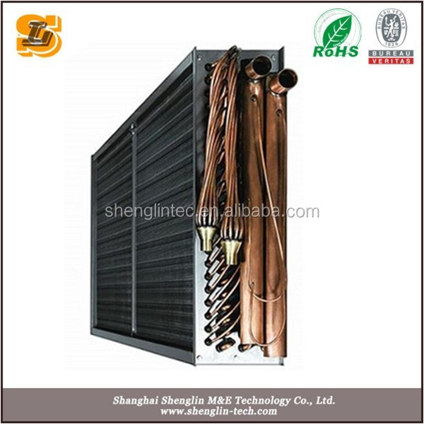 water chiller indirect wastewater plate type evaporator for freezer