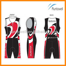 2012 COOLMAX Fully sublimated triathlon neoprene wetsuit