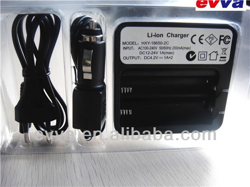 Shenzhen Newest Smart li-ion Battery Charger for Cylindrical batteries