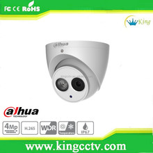 Dahua 4MP IPC-HDW4431C-A Support POE IR30M H.265 Full HD Network Mini IP Camera Built-in-MIC CCTV Dome Camera HDW4431C-A