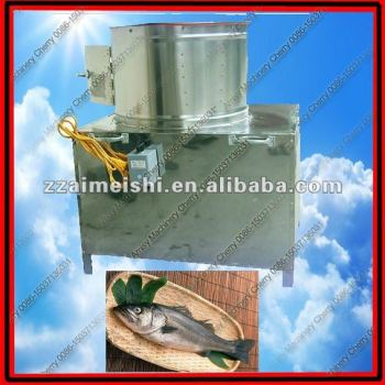 2014 small auto fish skinning machine