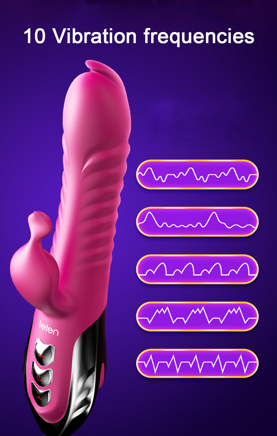 Christmas Sales G Spot Vibrator Women Adult Silicone Penis Sex Sexy Toy
