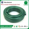 hot selling flexible fiber reinforced pipe / soft pvc knitted garden hose