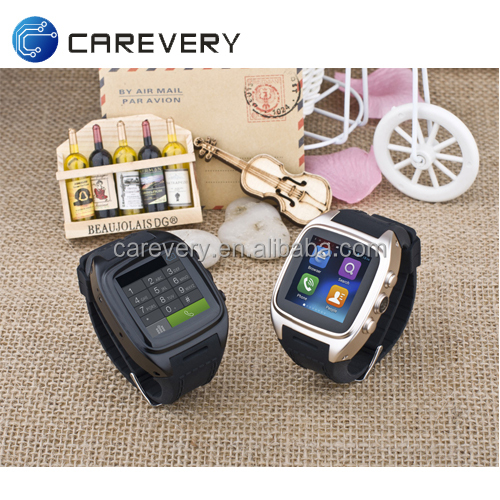 2016 best wifi android dual core smart watch internal 3g mtk6572 smart watch mobile