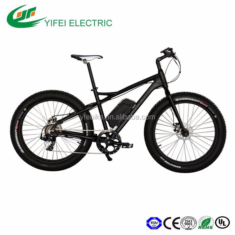 26inch big power fat tire electric snow bike
